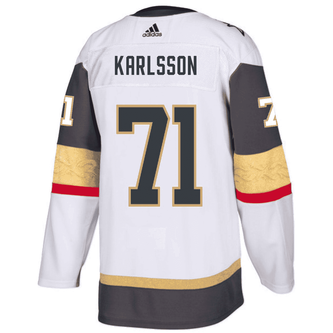 reputable site 6c13d 85734 Las Vegas Golden Knights Home Jerseys – GoodsByAdrian