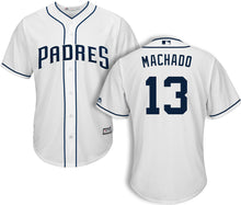 Load image into Gallery viewer, Manny Machado San Diego Padres Jerseys