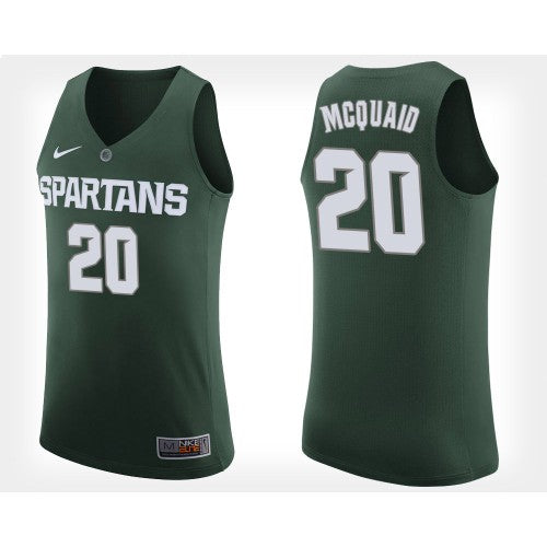 Michigan St. Spartans Jerseys