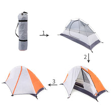 Load image into Gallery viewer, Free-standing Camping Hiking Tent