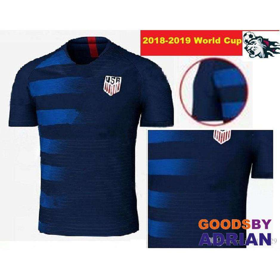 2018 World Cup United States Soccer Jerseys-Soccer Jerseys - GoodsByAdrian