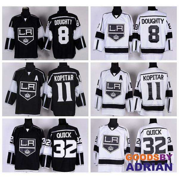 a959d8e95 ... black  all star stitched nhl jersey los angeles kings hockey jerseys  drew doughty anze kopitar jonathan quick