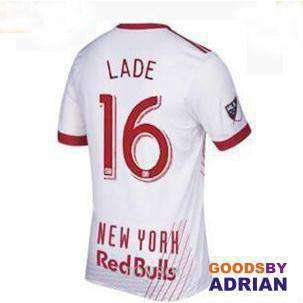 New York Red Bull Jerseys- - GoodsByAdrian