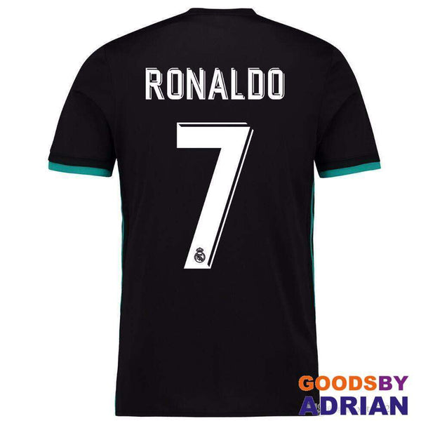 2018 Champions League Player Real Madrid Jerseys-Soccer Jersey - GoodsByAdrian