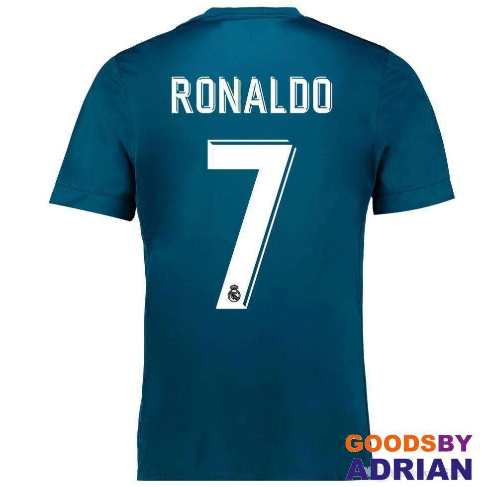 online store af206 0d801 2018 Champions League Player Real Madrid Jerseys