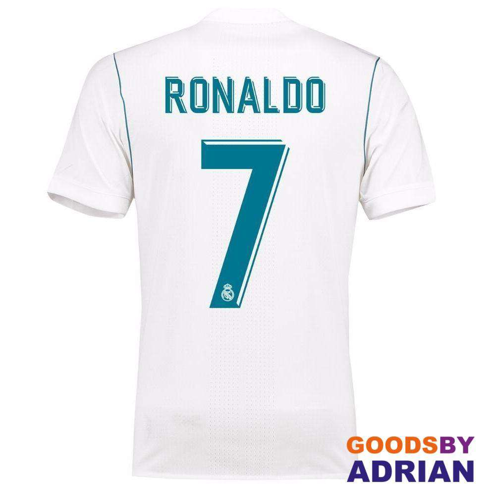 online store eb98c d78c7 2018 Champions League Player Real Madrid Jerseys