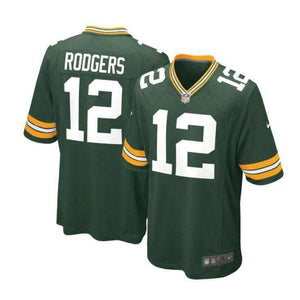 Green Bay Packers-Football Jerseys - GoodsByAdrian