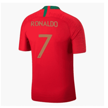 Load image into Gallery viewer, 2018 CRISTIANO RONALDO PORTUGAL World Cup Jersey-Soccer Jerseys - GoodsByAdrian