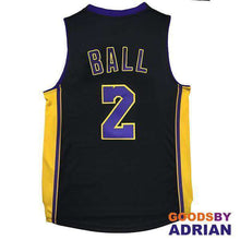 Load image into Gallery viewer, Lonzo Ball Los Angeles Lakers Stitched Jerseys-Basketball Jerseys - GoodsByAdrian