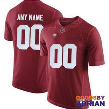 Load image into Gallery viewer, Alabama Crimson Tide NCAA Limited, stitched Football Jerseys-College Football Jerseys - GoodsByAdrian