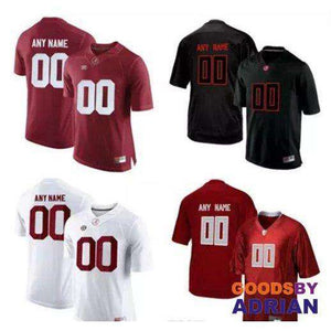 Alabama Crimson Tide NCAA Limited, stitched Football Jerseys-College Football Jerseys - GoodsByAdrian