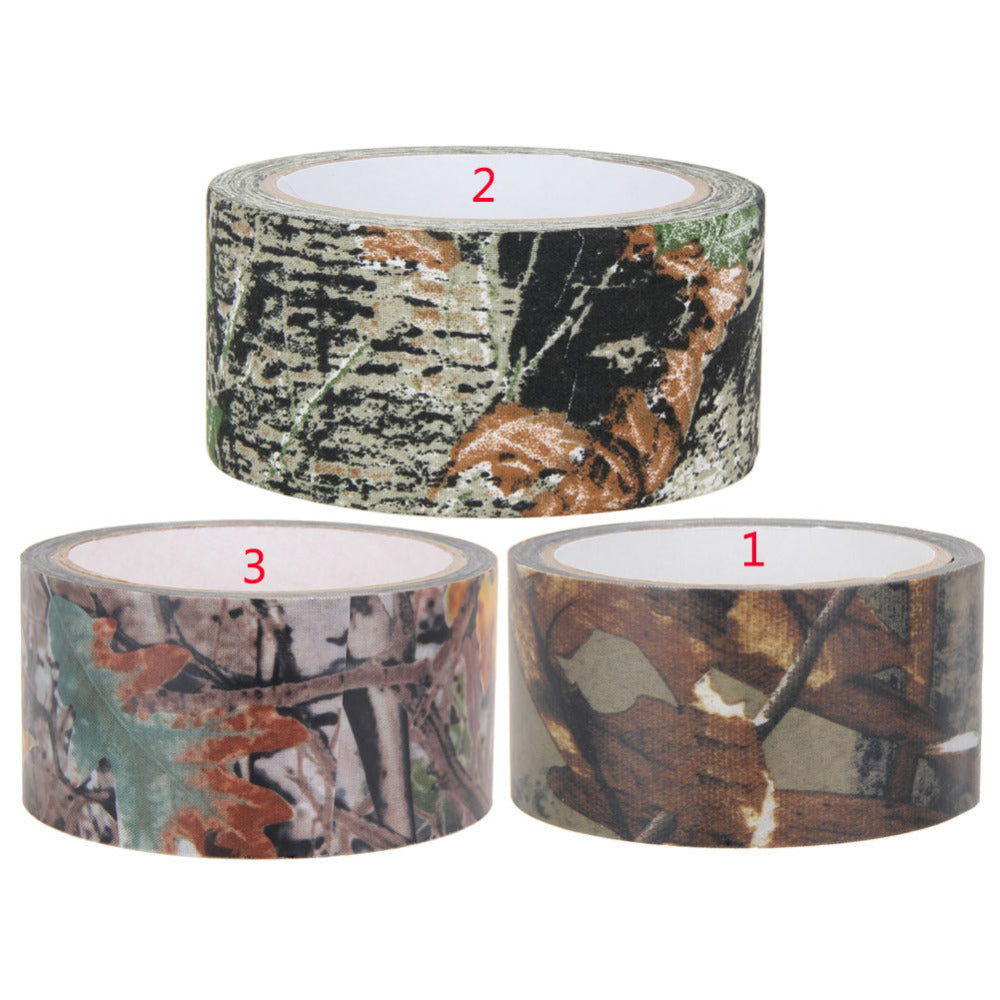 Waterproof Camouflage 10m Duct Tape - Elliott's Outdoor Store
