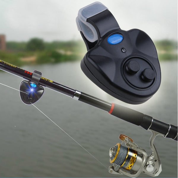 Relefree Wireless ABS Fish Bite Alarm 20% OFF While They Last - Elliott's Outdoor Store