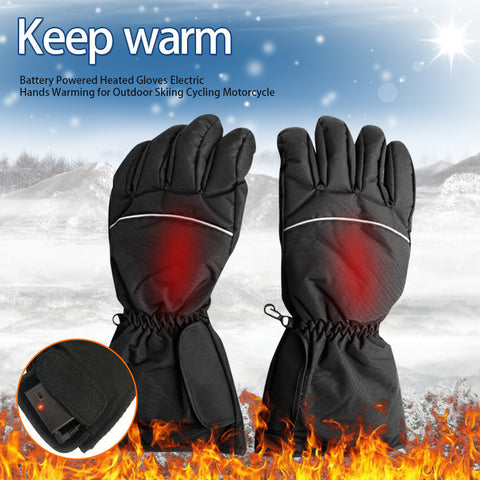 Battery Operated Gloves