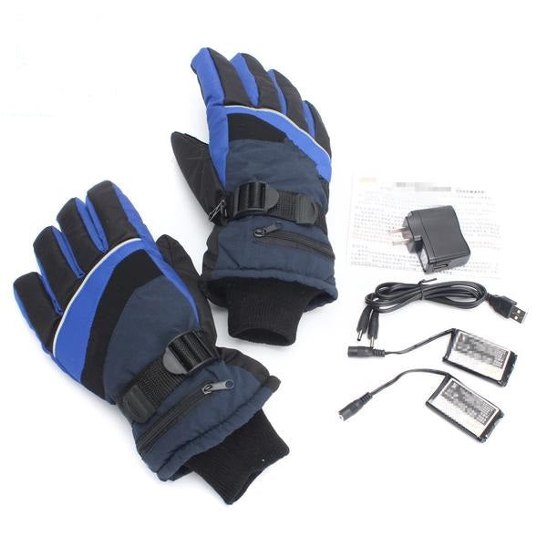 Heated Rechargeable Gloves - Elliott's Outdoor Store