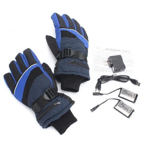 Heated Rechargeable Gloves