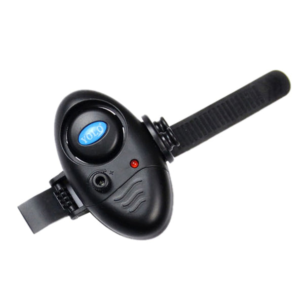 Electronic LED Light Sound Sea Fishing  Small MINI Electronic Wireless ABS Fish Bite Alarm Sound Running LED Sensitive Mat - Elliott's Outdoor Store