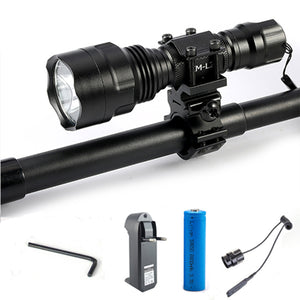 Tactical Hunting light With Mount