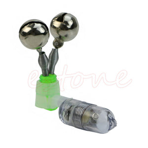 LED Light Fishing Bite Alarm Fish Sensor Bells