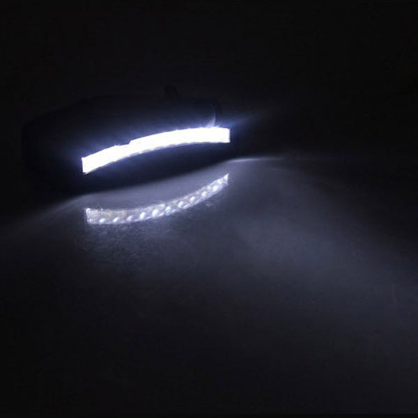 Super Bright 11 LEDs cap light