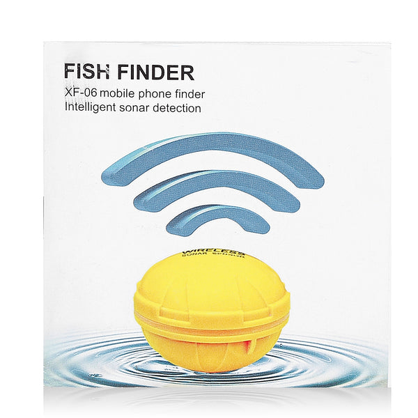Portable Wireless Sonar Fish Finder for Bluetooth iOS Android - Elliott's Outdoor Store