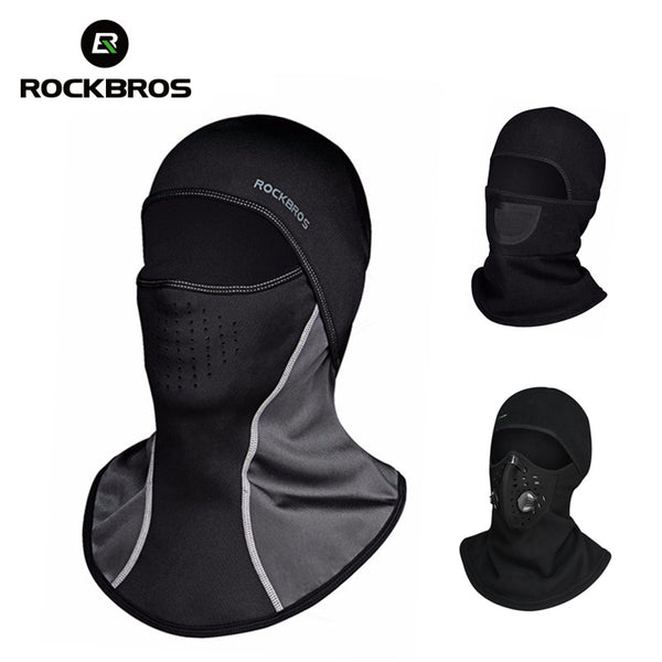 Winter Thermal Headwear Face Masks - Elliott's Outdoor Store