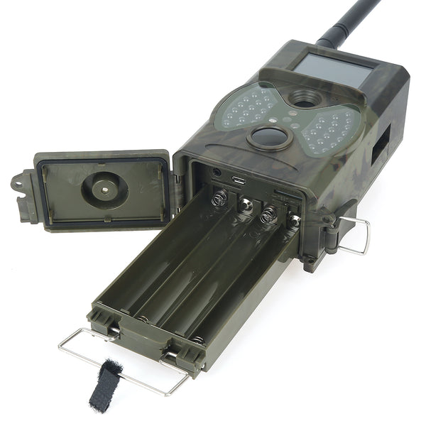 Hunting Trail Camera HC-300M Night Vision MMS GPRS - Elliott's Outdoor Store