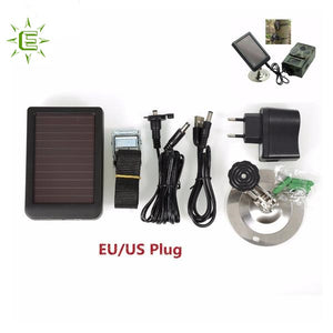 Trail Camera Solar Battery Charger - Elliott's Outdoor Store