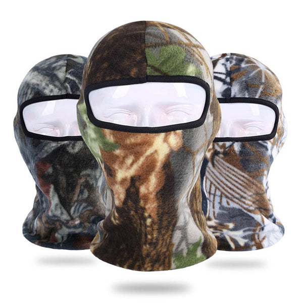 Camo Thermal Fleece Balaclava - Elliott's Outdoor Store