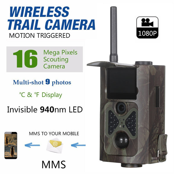 HC-500G Hunting Trail Camera - Elliott's Outdoor Store