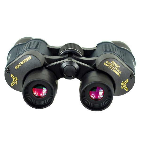 Hunting Binoculars with Outstanding Range and Performance 60x60 3000M Day Night Vision