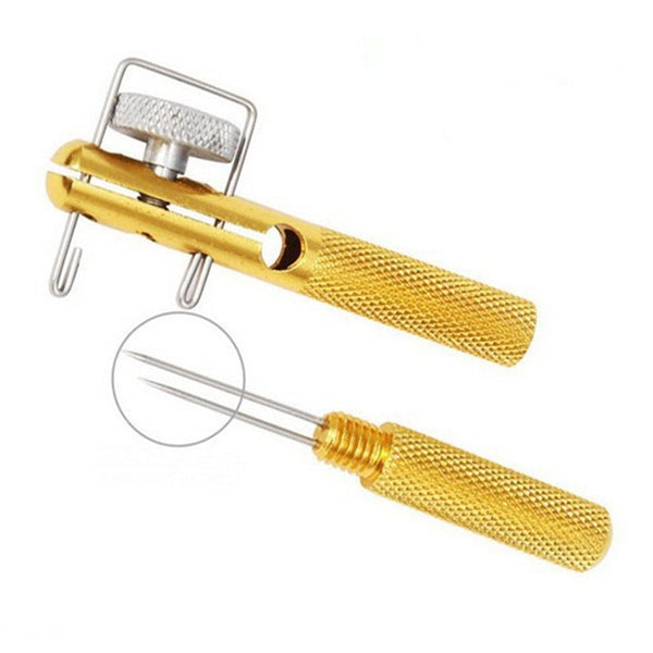 Aluminum Fish Hook Tying Tool