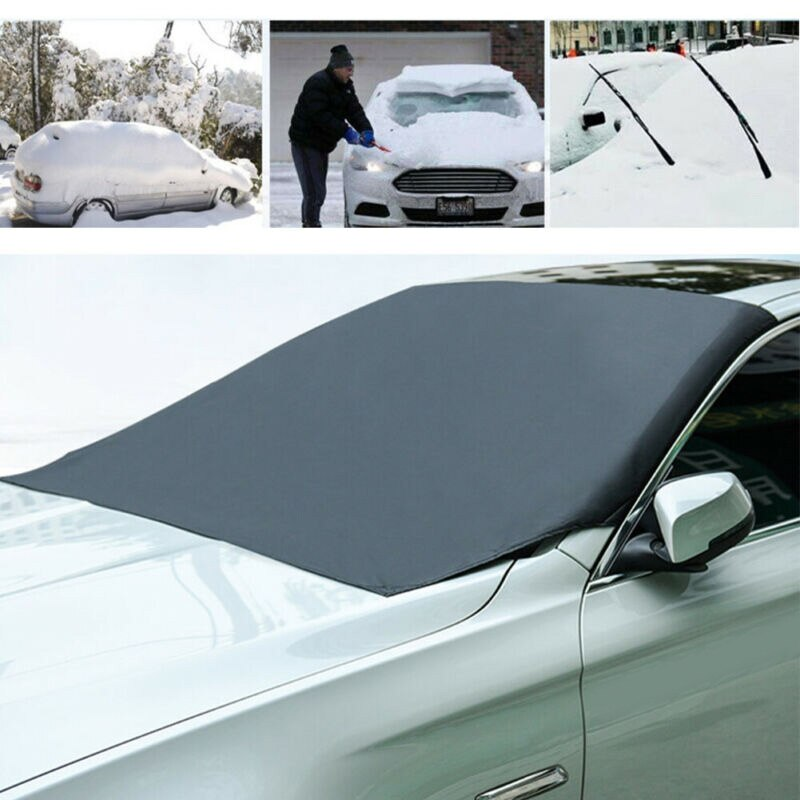 Magnetic high quality Windshield Snow Cover