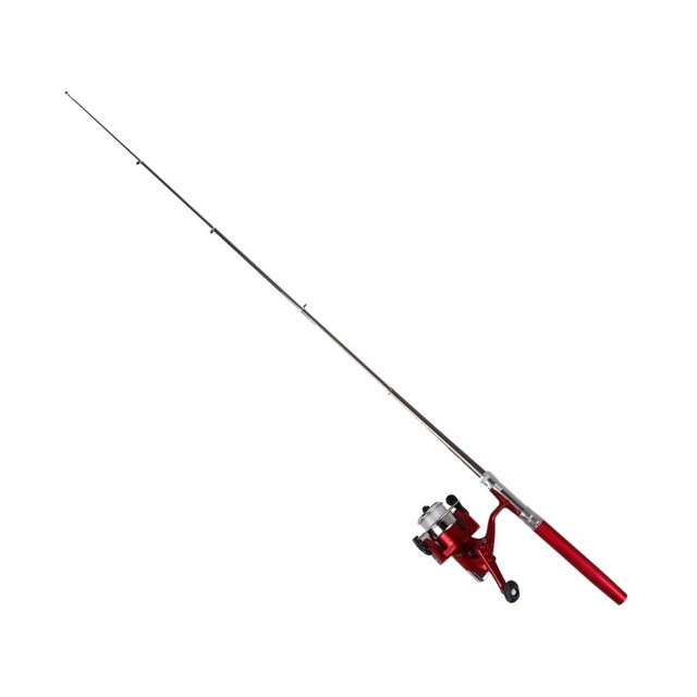 Mini Portable Pocket Pen Fishing Rod - Elliott's Outdoor Store