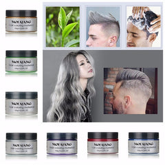 Color Hair Wax - Try a new hair Color Every Day