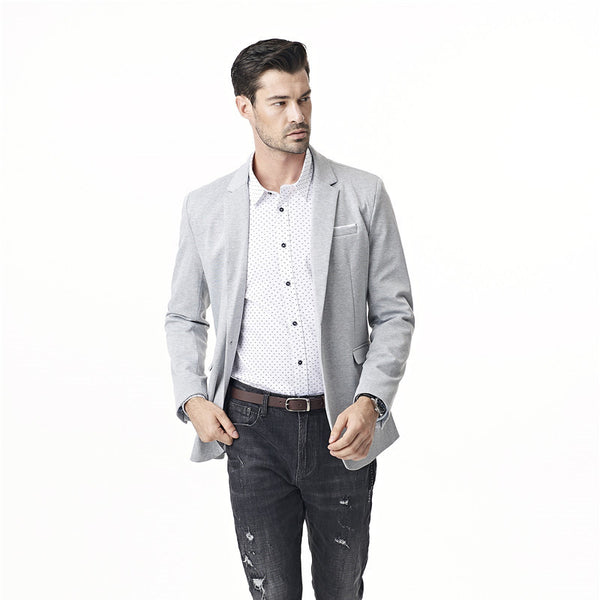 High Quality Casual Cotton Blazer