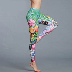 Tight Legging Training Breathable Yoga Pant