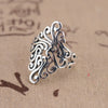 925 Sterling Silver Irregular Ring