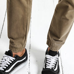 Men's Cargo Pant - Jogger  Style - Green or Khaki