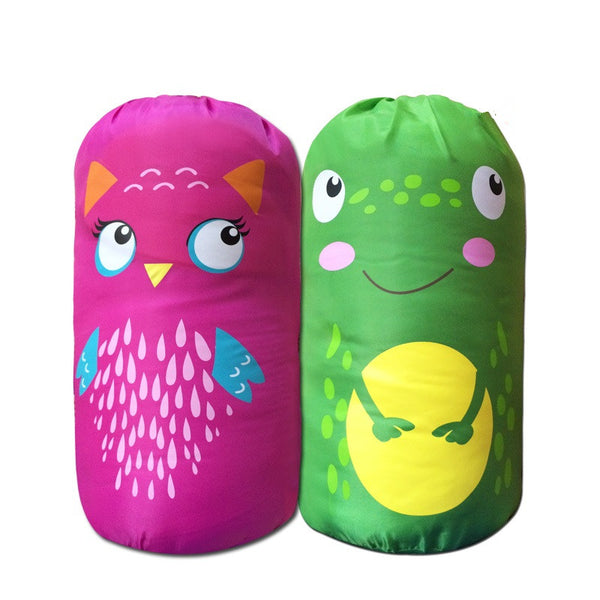 Ultralight Cartoon Children Sleeping Bag
