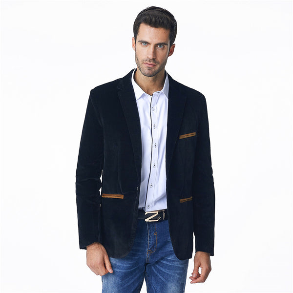 Casual Linen Thin Slim Fit Blazer