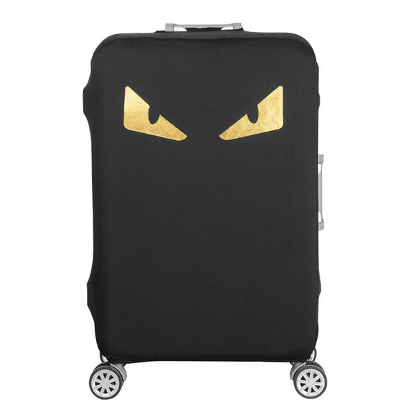 I'm Watching you - New elastic protective luggage cover