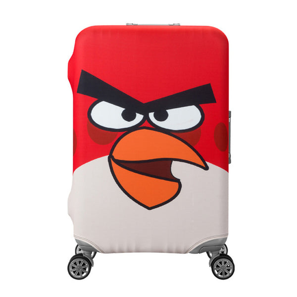 Angry Bird - New elastic protective luggage cover