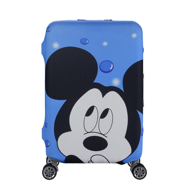 Mickey Mouse - New elastic protective luggage cover