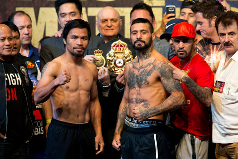 Pacquiao-Matthysse on ESPN+, Prograis Homecoming On ESPN