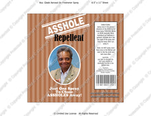 Lightfoot Digital Asshole Repellent Label -  Instant Download (M218) Digital Air Freshener Graphics - PERSONAL USE Only