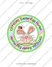 Official Egg Hunter Iron-On Transfer -  Instant Download JPEG (M167) Digital JPG Ready to Print on Transfer Paper or Sticker Paper