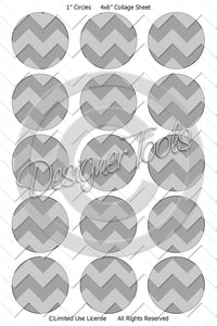Bottle Cap Template Add-On Chevron Watermark - Instant Download - PNG Format (TAO9) Digital Bottlecap Collage Sheet Template Designer Tools