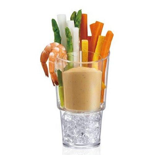 Tailgating Individual Appetizer Servers