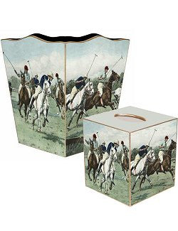 Polo Play Decoupage Bath Set